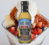 Pina Colada Coconut Cream Sauce